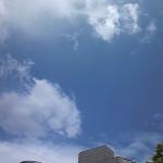 本日天気晴朗なれども風強し
