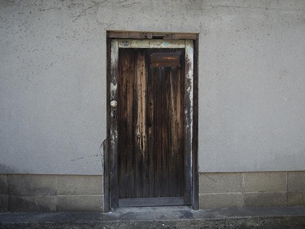 小さいドア